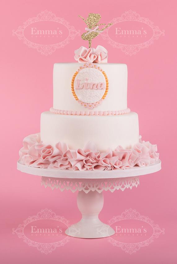 Cake Ballerina - Emma's Cupcakes - Nice
