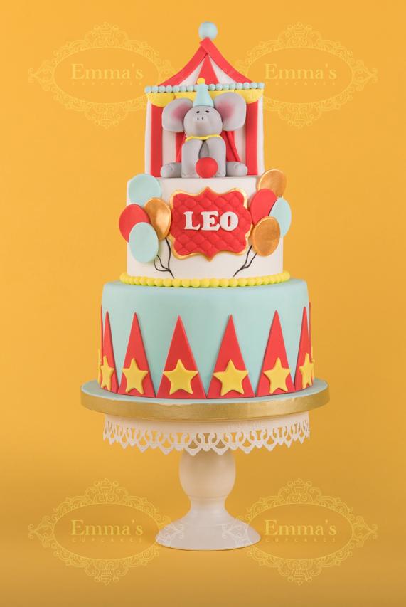 Cake Circus - Emma's Cupcakes - Nice