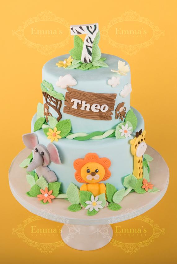 cake jungle