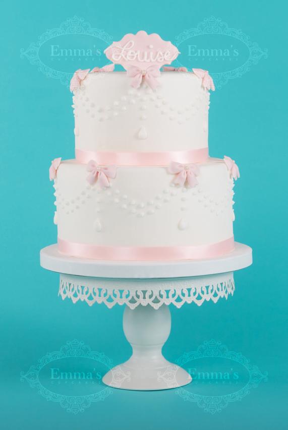 Cake Madame Marquise - Emma's Cupcakes - Nice