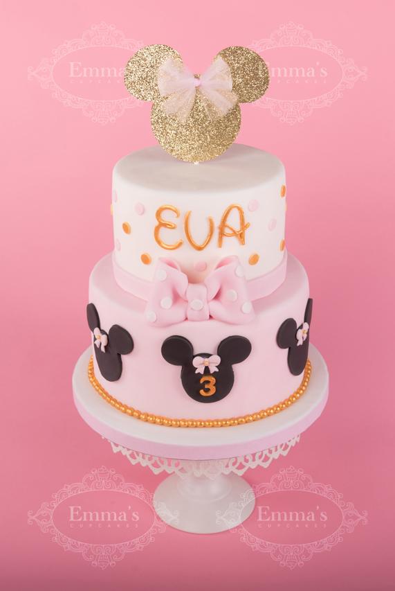 Cake Minnie - Emma's Cupcakes - Nice