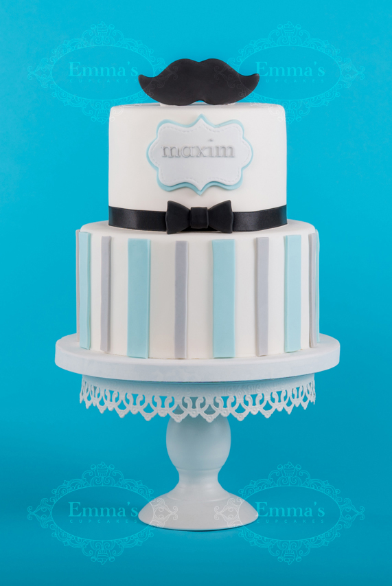 Cake My Little Man - Emma's Cupcakes - Nice