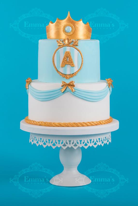 Cake My Little Prince - Emma's Cupcakes - Nice