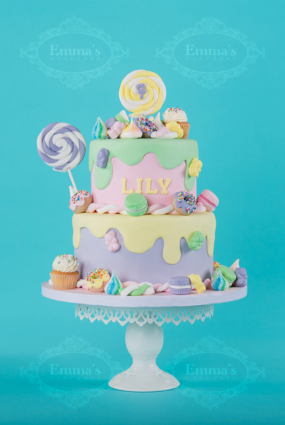 Cake Gourmandise - Emma's Cupcakes - Nice