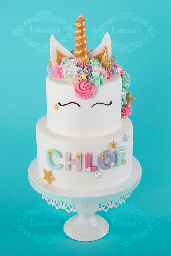 Cake Unicorn - Emma's Cupcakes - Nice