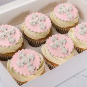 emma-cupcakes-box-bapteme-rose