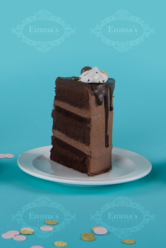 Chocolate Lover - Emma's Cupcakes - Nice