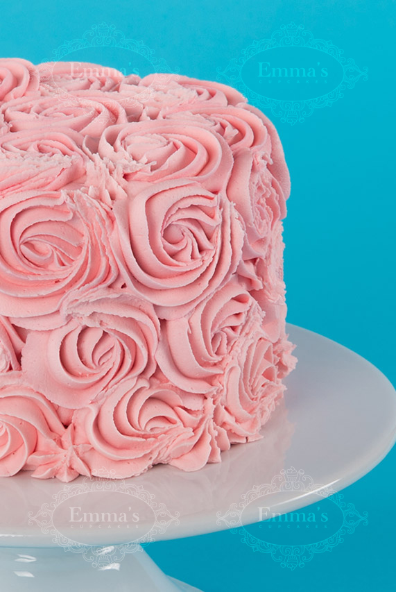 Darling Cake Pink - Emma's Cupcakes - Nice