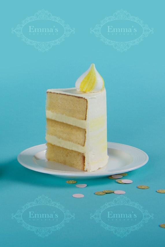 Lemon Cake - Emma's Cupcakes - Nice
