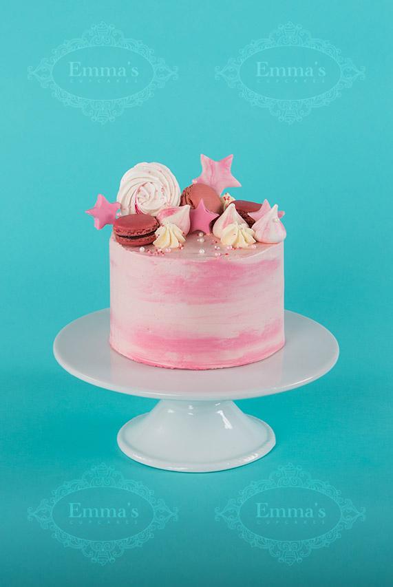 Pinky Lady - Emma's Cupcakes - Nice