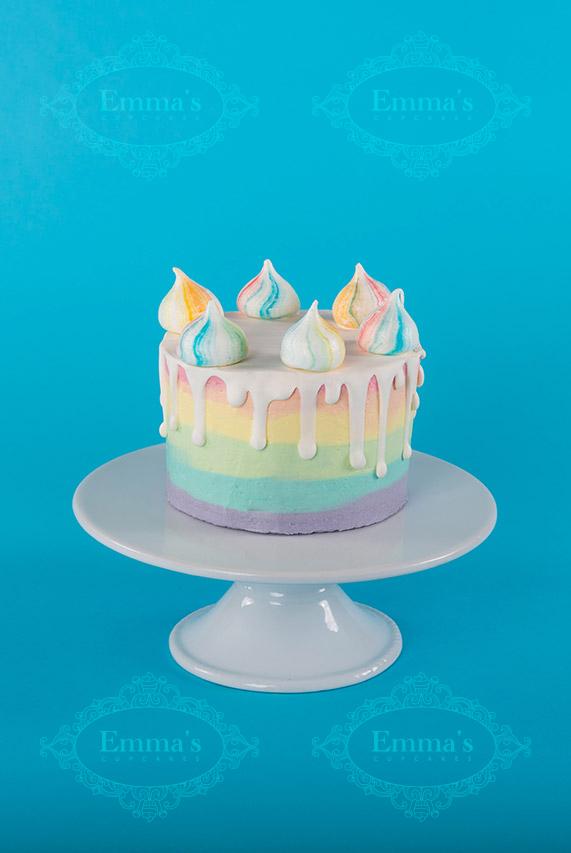 Rainbow - Emma's Cupcakes - Nice