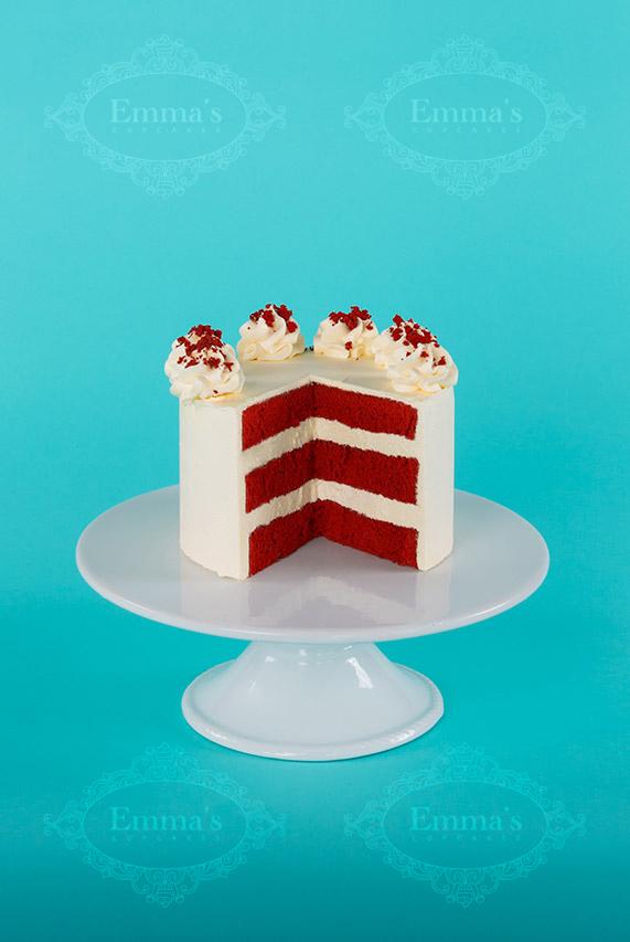 Red Velvet - Emma's Cupcakes - Nice